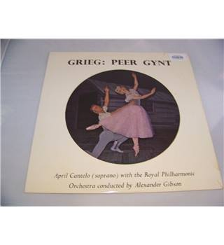 Grieg Peer Gynt Royal Philharmonic Orchestra - t246