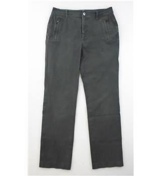 Ralph Lauren - Size : 4  - Grey  - Trousers