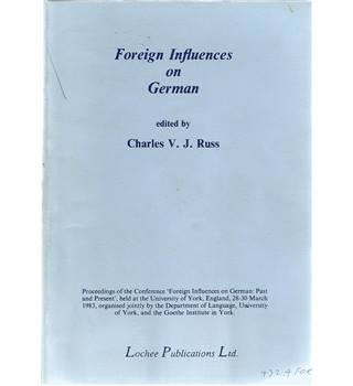 Foreign influences on German