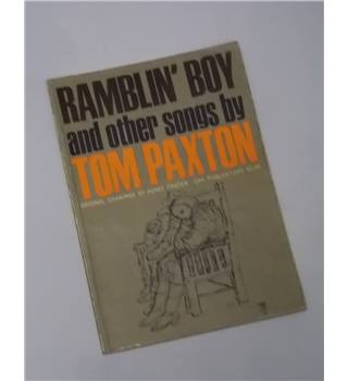 Ramblin' Boy and other songs by Tom Paxton