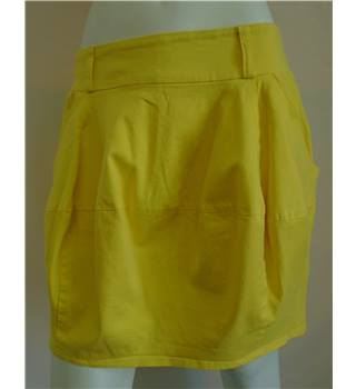 Dorothy Perkins Skirt - Size - 12 - Yellow