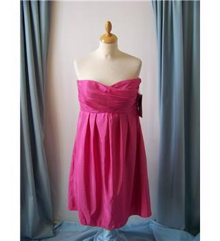 D'zage bridesmaid - Size: 14 - Pink - Knee length dress