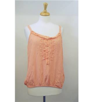 River Island - Size 14 - Salmon-Coloured - Top