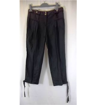 "BNWT Next - Size: 12"" - Black - Trousers"