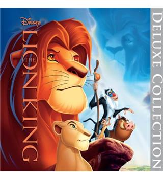 The Lion King Deluxe Collection (CD) Various