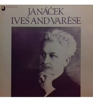 8: Janacek, Ives and Varese - A308 OU40