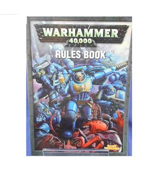 Warhammer 40,000 Rules Book (2004)