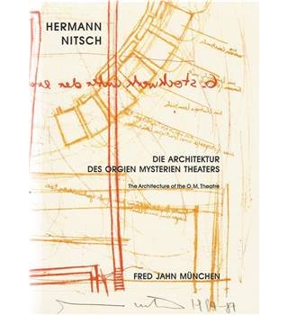 Die Architektur des Orgien Mysterien Theaters/The Architecture of the O.M. Theatre Band I/Volume I
