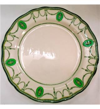 Royal Doulton - Green - Countess Small Cake Plate - Vintage (#1)