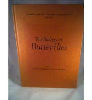 Biology of Butterflies Symposium of the Royal Entomological Society of London