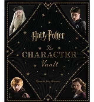 Harry Potter. The character vault Brand New Still Sealed