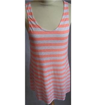 Accessorize Beach peach striped sundress size XS BNWT Accessorize - Size: XS - Orange - Mini dress