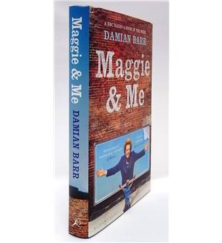 Maggie & me- Damian Barr Signed