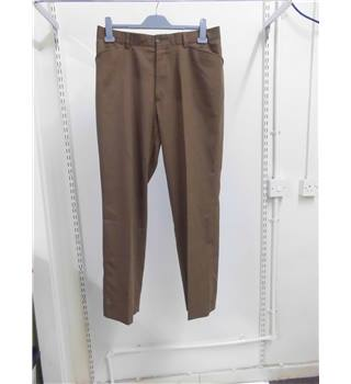 "Womens William Hunt Pants William Hunt - Size: 38"" - Brown"