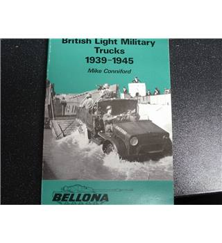 British light military trucks, 1939-1945