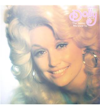 "Dolly Parton - The Seeker We Used To (12"" vinyl) Dolly Parton - LSA 3260"