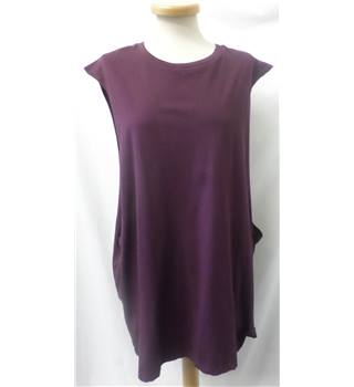 ASOS - Size: XXXL - Purple - Sleeveless top