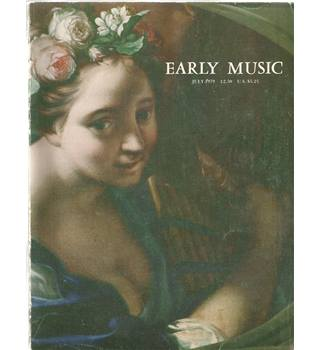 Early Music: Volume 7 No. 3 July 1979