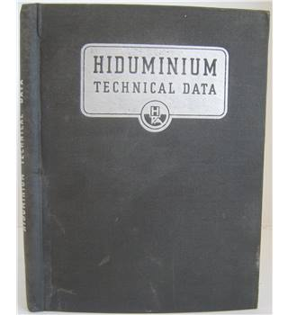Hiduminium Technical Data