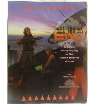 Millennium's End: Contemporary & Near-Future Roleplaying Game