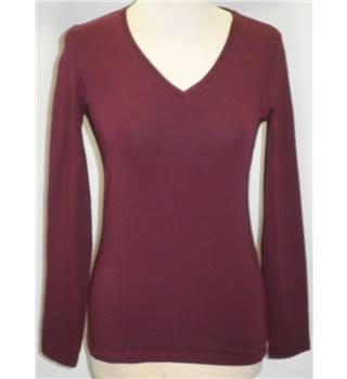 BNWT Esprit - Size XS - Purple Long Sleeved Top ( REDUCED )