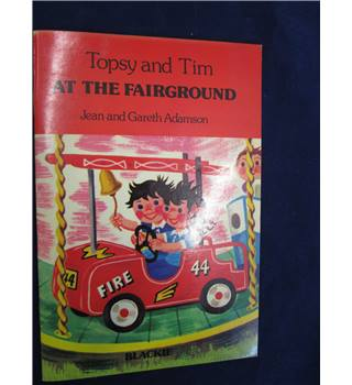 Topsy and Tim at the fairground