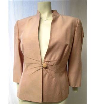 Country Casuals Petite Size 14 Pale Pink Jacket Country Casuals - Size: 14 - Pink