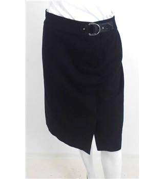 Lauren by Ralph Lauren Size: 10 Black Pencil Skirt