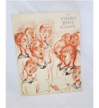 The Vienna Boys Choir Booklet