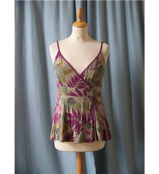 Monsoon - Size: 10 - Multi-coloured - Sleeveless top