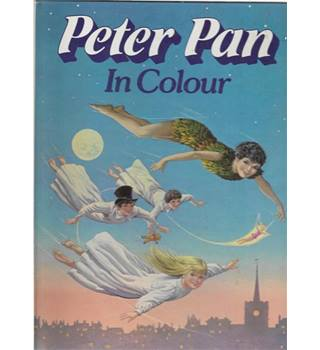 Peter Pan In Colour