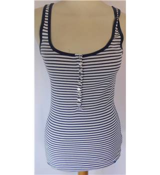 Jack Wills Size 8 100% Cotton Vest