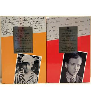 Benjamin Britten, Letters for a life Volumes 1 and 2