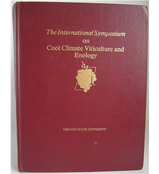 The International Symposium on Cool Climate Viticulture and Enology