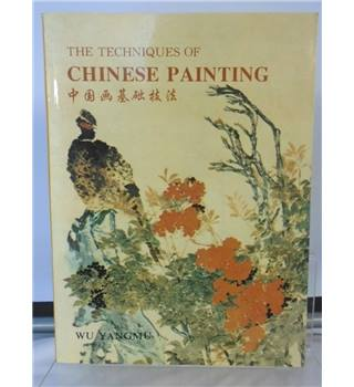 Techniques of Chinese Painting