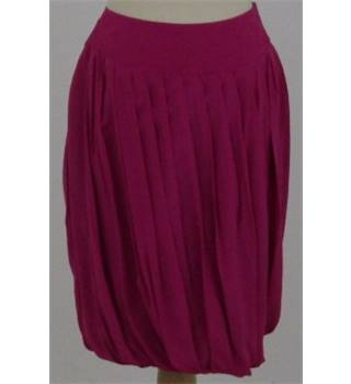 Monsoon size: 8 pink pleated skirt