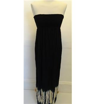 Long Black Skirt Topshop - Size: S