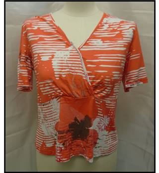 Betty Barclay - Size: 12 - Orange