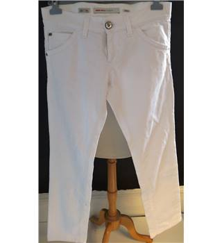 White Jeans Miss Sixty Collection - Size: 30""