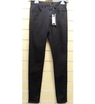 "M&S Autograph Black Skinny Jeans M&S Marks & Spencer - Size: 27"" - Black - Jeggings / stretch trousers"