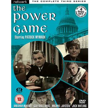 THE POWER GAME THE COMPLETE THIRD SERIES 12