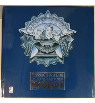 The Police - Message in a Box, The Complete Recordings