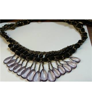 Next large necklace BNWT