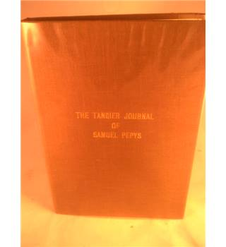 The Tangier Journal of Samuel Pepys