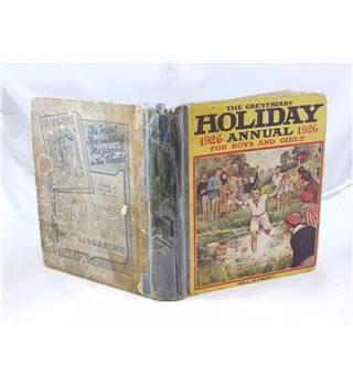 The Greyfriars Holiday Annual For Boys And Girls By Various Authors Publisher Unknown 1926