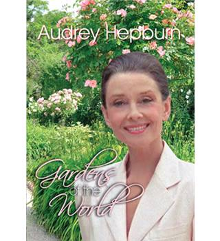 50% OFF SALE GARDENS OF THE WORLD DVD  NEW Featuring Audrey Hepburn E