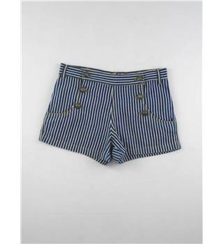 Denim Co Size: 10 Blue Mini Shorts