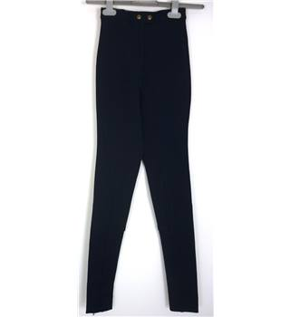 "BNWT Caldene Size: Small, 22""-26"" waist,  30"" inside leg Navy Blue Casual/Equestrian ""Reflex"" Stretch Nylon Mix Jodhpurs"