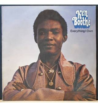 Everything I Own Ken Boothe - TRLS 95