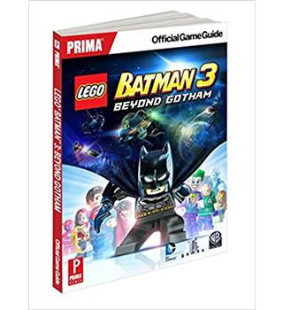 LEGO Batman 3: Beyond Gotham Prima Official Game Guide